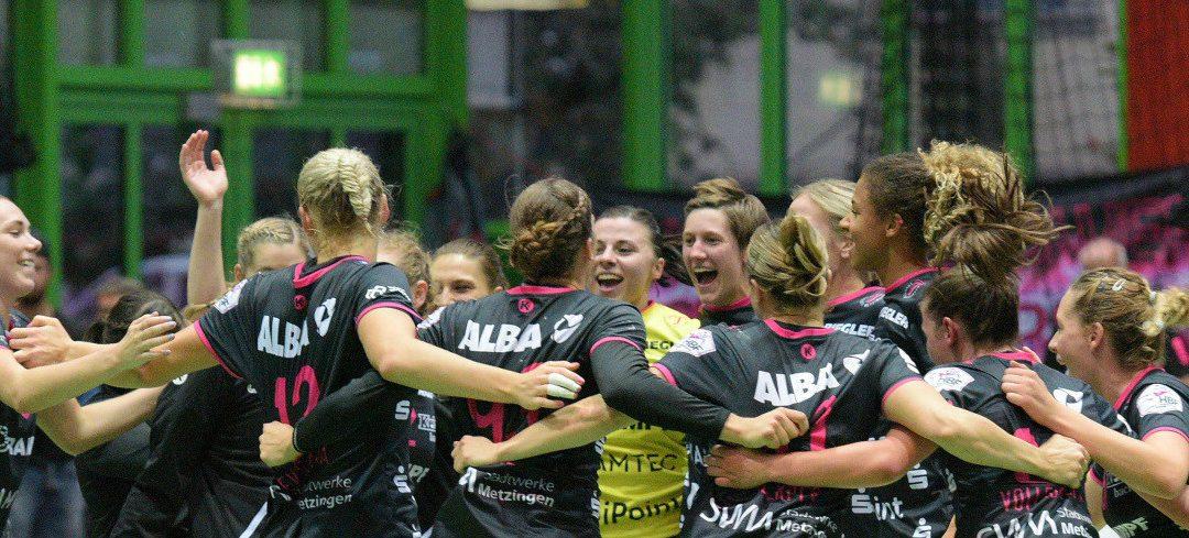 Vorverkauf für Dauerkartenbesitzer für den EHF-Pokal beginnt heute!!!