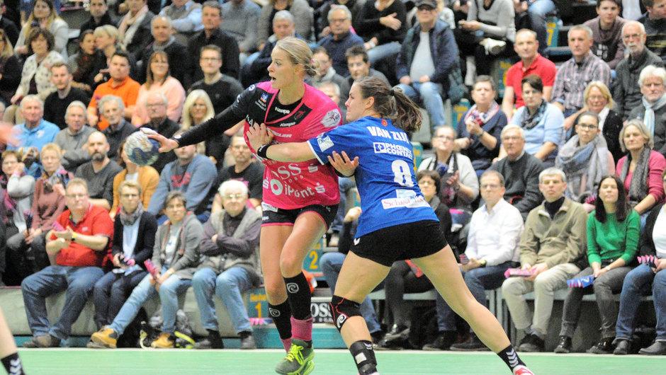 TUSSIES vs. HSG Blomberg-Lippe
