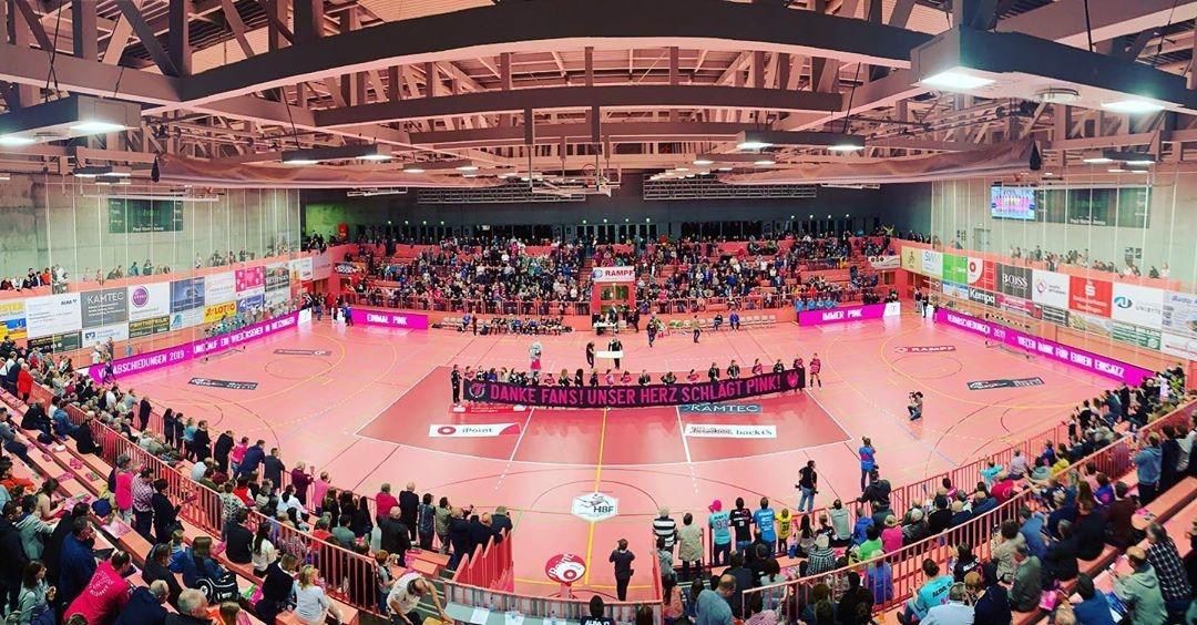TUSSIES vs. Thüringer HC