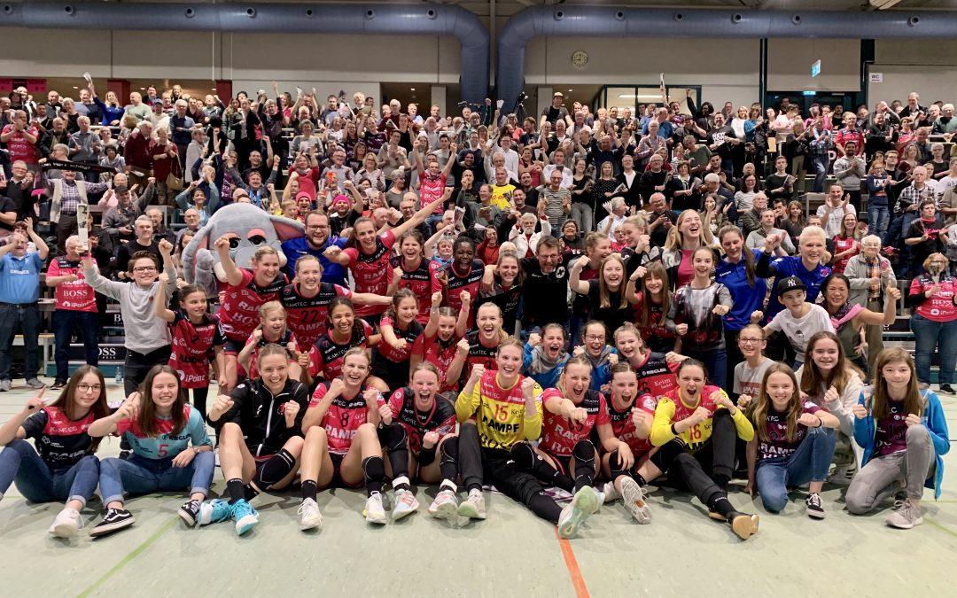 TUSSIES vs. BVB Handball Dortmund