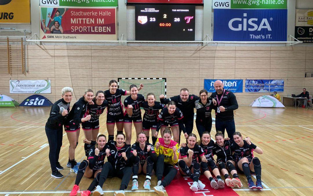 SV Union Halle-Neustadt vs TUSSIES