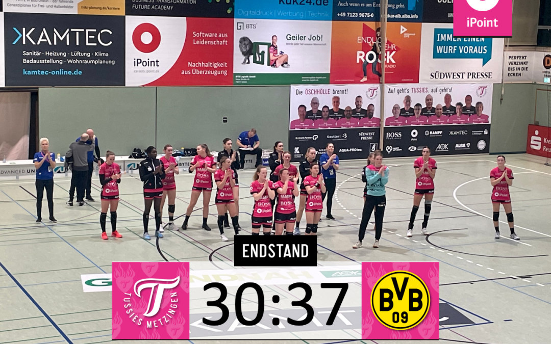 TUSSIES vs BVB Dortmund