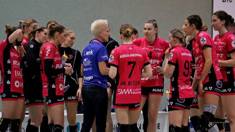 TuS-Handballerinnen wollen Siegesserie gegen Mainz starten