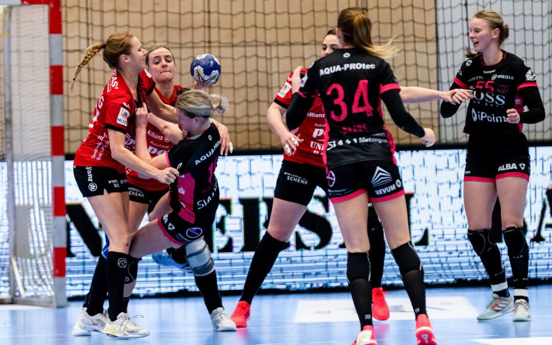 Pink Ladies mit Gastspiel bei direktem Konkurrenten
