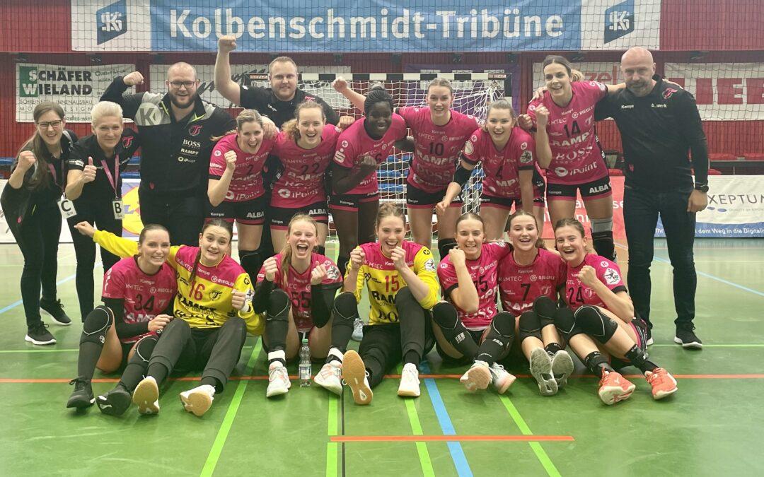 Neckarsulmer Sportunion vs TUSSIES Metzingen