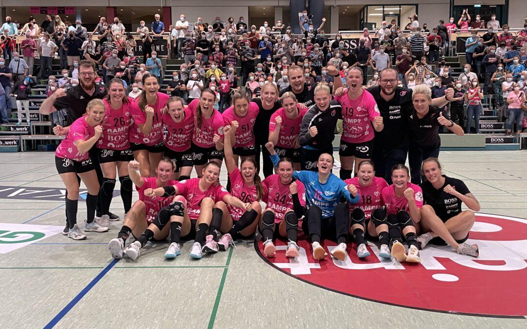 TUSSIES vs Sport-Union Neckarsulm